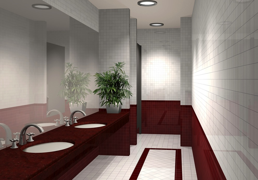Testimonials b b superior cleaning services llc for Commercial bathroom cleaner